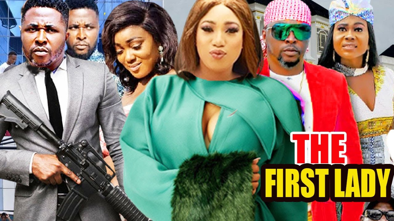 Download THE FIRST LADY (HIT NEW MOVIE )-ONNY MICHEAL|QUEENETH HILBERT|2021 LATEST NOLLYWOOD MOVIE 2021