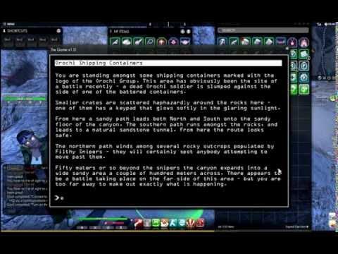 The Secret World - Immersion (Sidestories DLC)