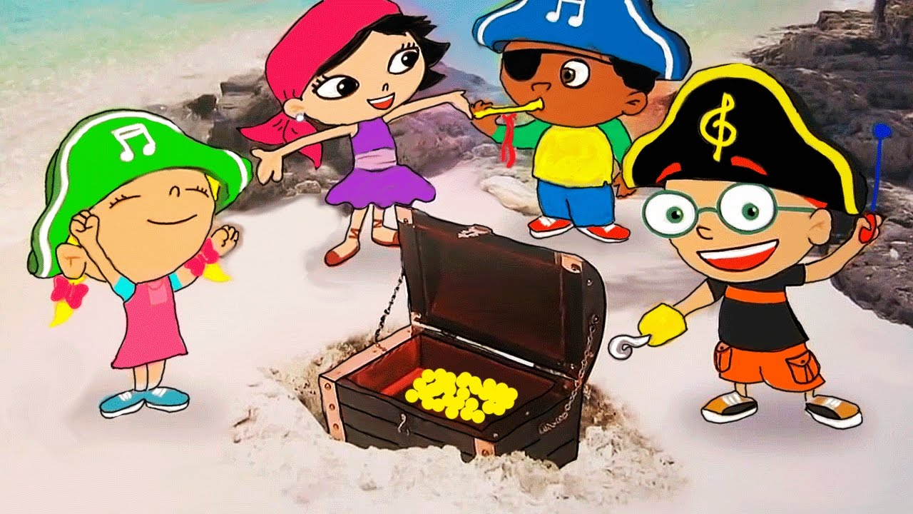 Kids Stories About Where Your Treasure Is