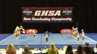 2015 GHSA State Competition - Northgate