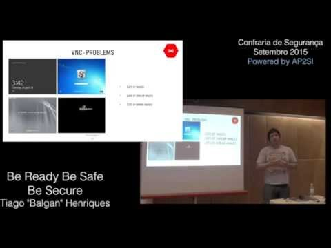 No skills hacking, stealing data without knowing anything about pentesting - Tiago Henriques
