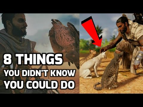 8 Things You Didn't Know You Could Do in Assassin's Creed Origins |