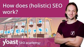 How does (holistic) SEO work? | SEO explained through LEGO! | SEO for beginners