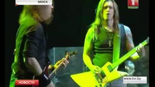 �������� ���� Президентский оркестр Беларуси и трибьют-шоу группы Metallica ������