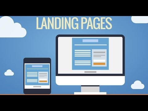 Hướng dẫn làm Landing Page ( trang đích ) nhanh chóng, đẹp và hoàn toàn MIỄN PHÍ