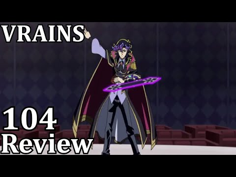 Yu-Gi-Oh! VRAINS: Episode 104 Review [Declaring a Crime