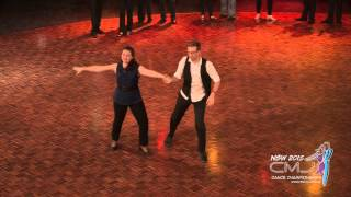 2015 CMJ Championships - Sunday Night Winners Performance (Modern Jive)