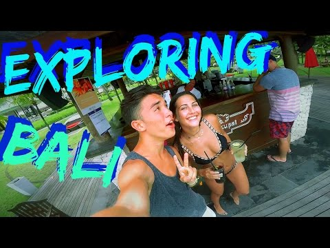 Bali Trip 2016 | Exploring BALI! | GIRLS, BEACHES AND PARTIES!!!