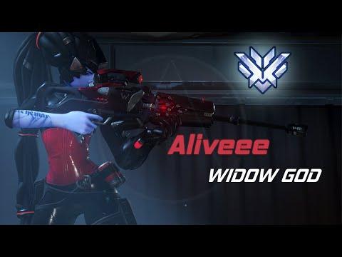 ALIVE - EU WIDOWMAKER GOD - Overwatch Montage (KEPHRII Bonus Clip)