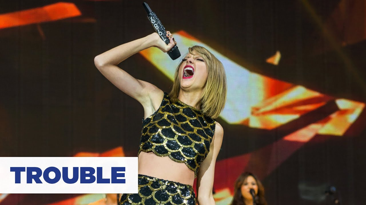 Taylor Swift – Trouble (Live at the Jingle Bell Ball)  #Trend