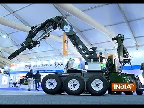 Make in India: Army to Get High-tech Robots to Fight the Threat of 'Dirty Bomb'