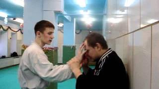 Попов Алексей. Приемы армейского рукопашного боя