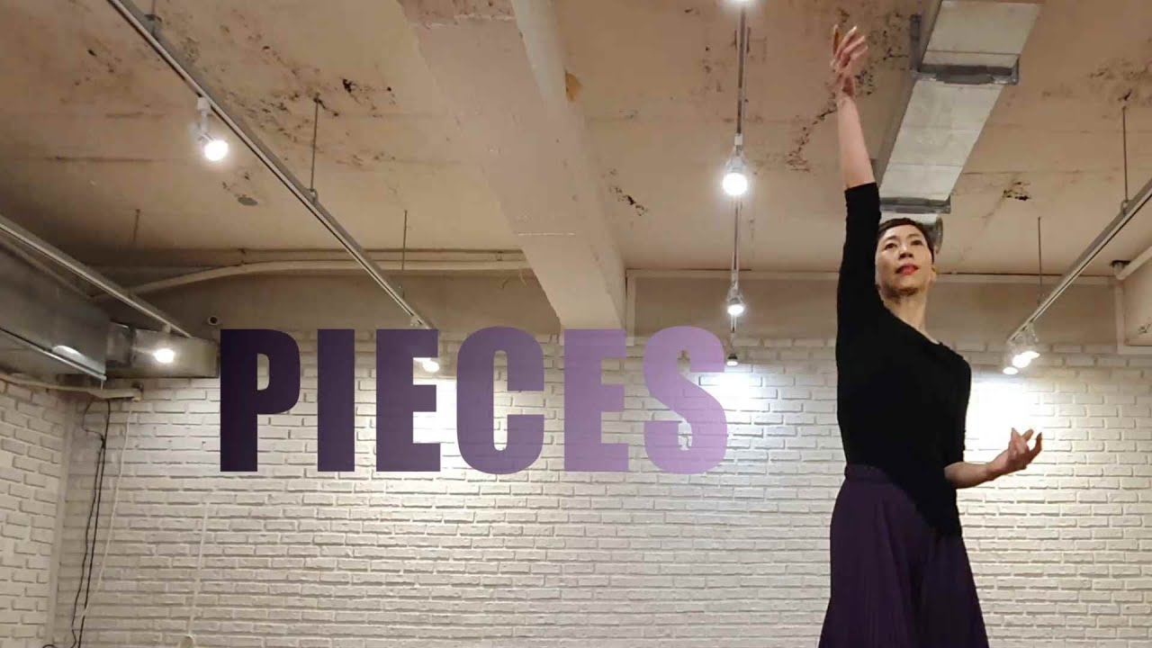 Pieces by Min LineDance / Intermediate Level