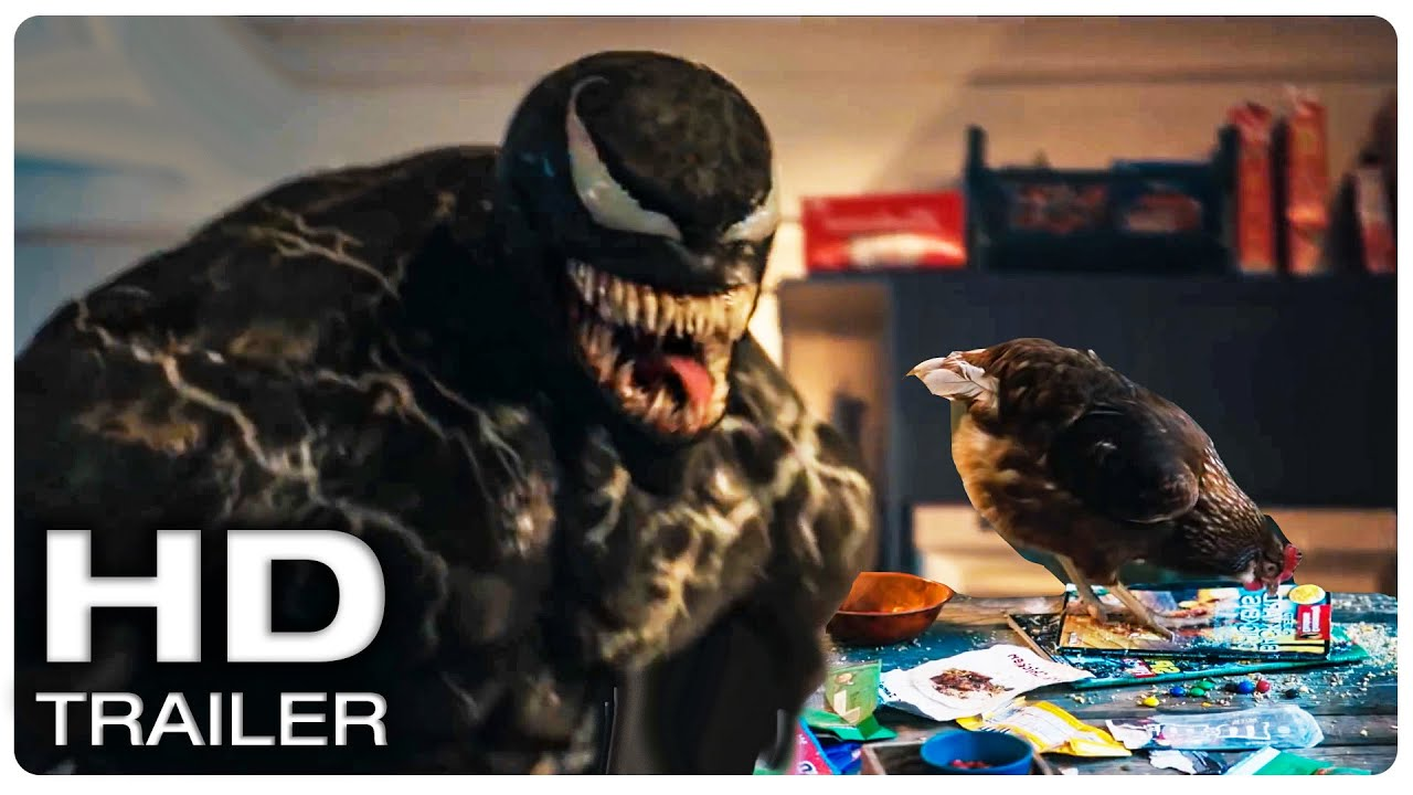 """Download VENOM 2 LET THERE BE CARNAGE """"Venom Doesn't Like To Eat Chicken"""" Trailer (NEW 2021) Movie HD"""