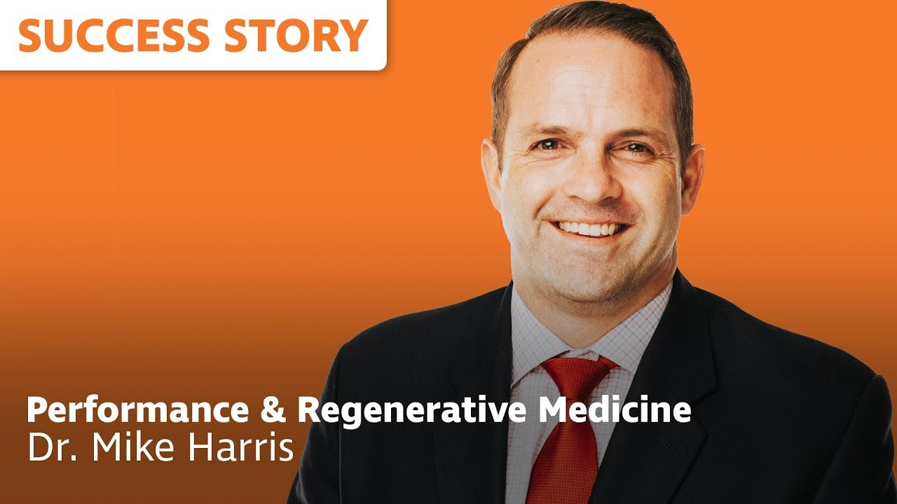How to Build a Succesful Medical Marketing Strategy with Dr. Mike Harris - Success Story