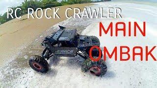 RC ROCK CRAWLER MURAH TANGGUH DI OMBAK LAUT