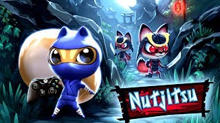 "Nutjitsu | Official ""Xbox One"" Launch Trailer 