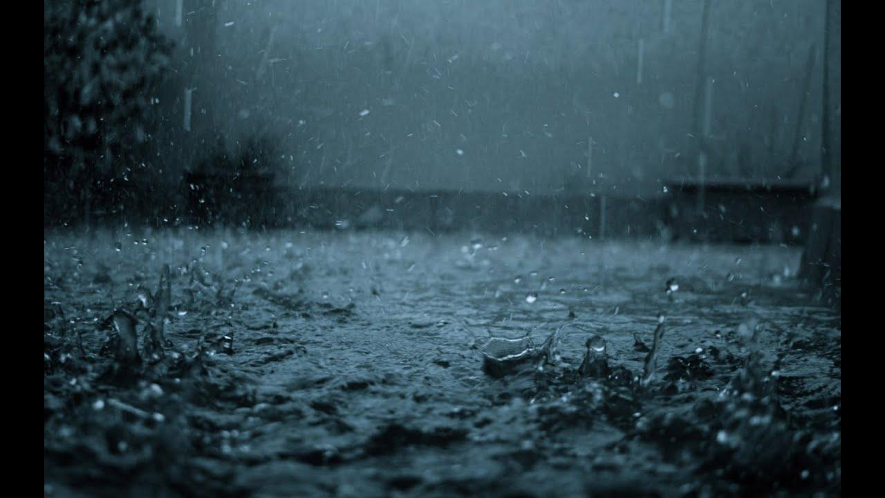 Звуки дождя слушать скачать