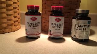 Grape Seed Extract. A Cure For Cancer And Much More.
