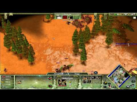 How to Defeat A TITAN in Age of Mythology!