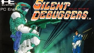 Just talking about Silent Debuggers on the PC Engine.