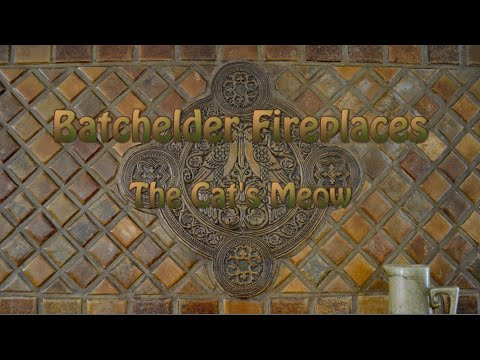 Download Batchelder Fireplaces - The Cat's Meow