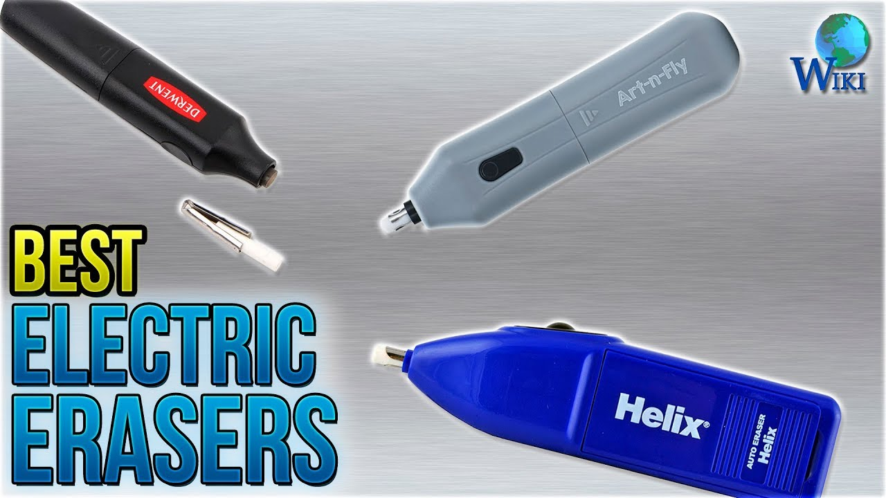 7 Best Electric Erasers 2018