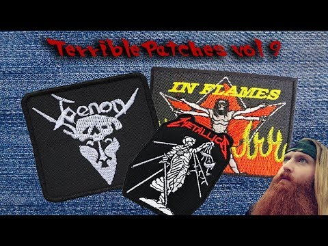 Bad Metal patches #9