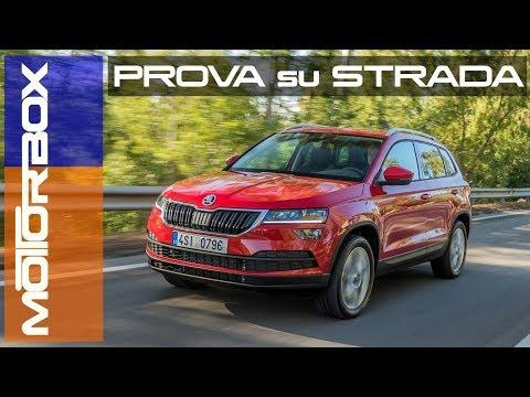 Skoda Karoq | prova del SUV compatto premium che non ti svena