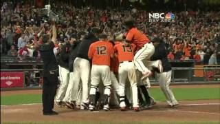 Buster Posey Top 10 Career Moments (as of 2017)