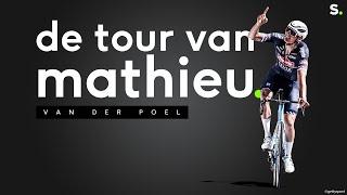 De eerste Tour de France van Mathieu van der Poel