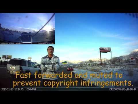 Car Crash: Attempted Insurance Fraud