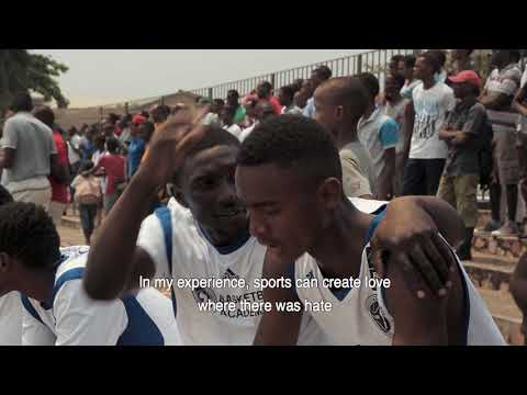 ElevenCampaign.org | The 8th Friendship Games in Bujumbura, Burundi (short version)