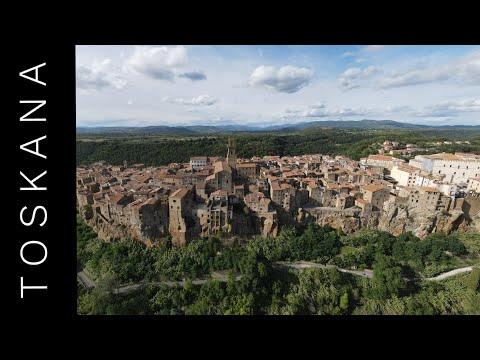 Toskana-Tour mit dem Motorrad