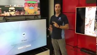 How to tune channels on your Samsung TV in Gibraltar