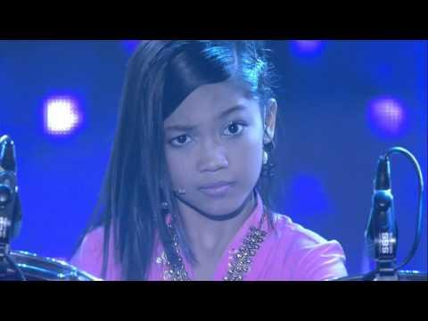 Ceria All Stars: Konsert 1 - Amira Main Drum Pakai Baju Kurung!