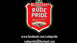 RUDE PRIDE  - Underpaid Scars (2013)