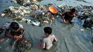 Ад на Земле! Город Ужасов и Ядовитая Вода из Реки Ганг! Варанаси, Индия.