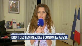 Subventions: Marlène Schiappa répond aux inquiétudes des associations