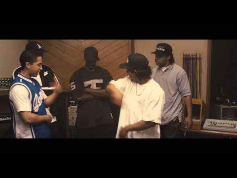 Straight Outta Compton | Clip - NWA Finishes SOC In Studio
