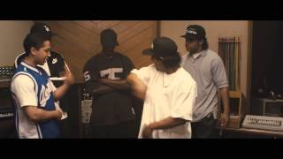 Straight Outta Compton | Clip - NWA Finishes SOC In Studio