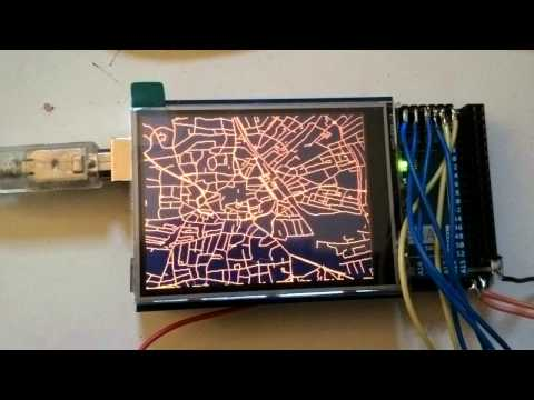 Zooming Out On My Arduino Map