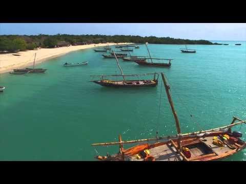 Zanzibar from Air