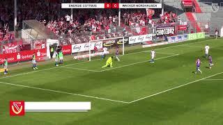 31. Spieltag - FC Energie Cottbus - Wacker Nordhausen - Die Highlights