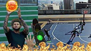 NBA 2k16 MyPark - BEST GREEN RELEASE JUMPER ON THE PARK! | Jumpshot Hoop Mixtape Vol. 2 Ft JuiceMan