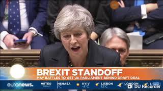 Euronews Brexit segment, 16 November 2018 (Oliver Patel)