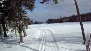 2011 Bell Bay Cross Country Ski Trails.wmv