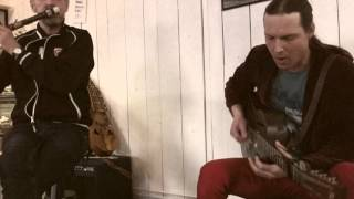 Matti Norlin & Anders Norudde - Outside Women Blues (by Blind Joe Reynolds)