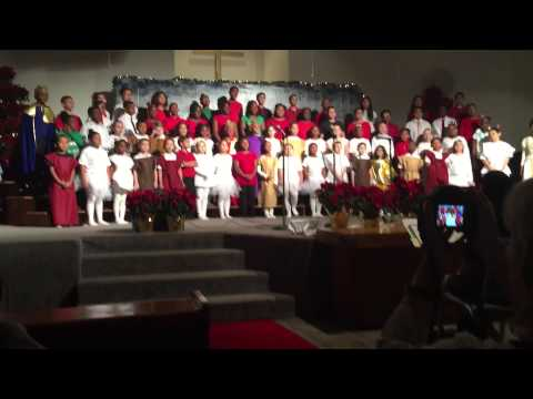 Rockledge Christian School Christmas Pageant 2015