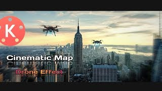 (VFX)Cinematic Map Drone Effect / Without Drone / Android / Must See / Tech Safari